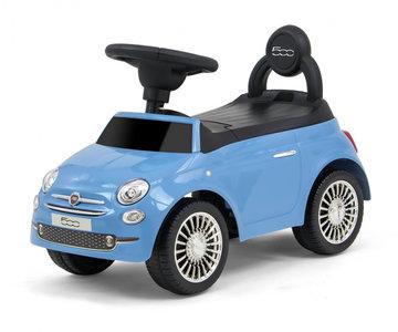 Loopauto Fiat 500 - Blauw