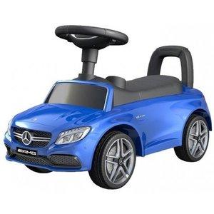 Loopauto Mercedes Benz C63 Coupe - Blauw