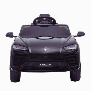 Elektrische Kinderauto Lamborghini Urus Zwart 12V Met Afstandsbediening