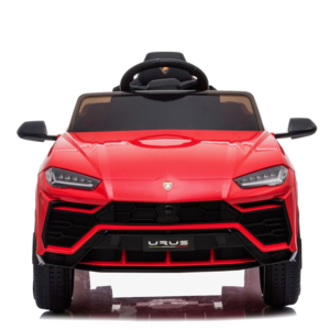 Elektrische Kinderauto Lamborghini Urus Rood 12V Met Afstandsbediening