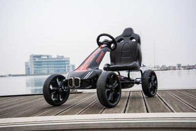 Go-Kart Skelter - Zwart
