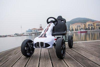 Go-Kart Skelter - Wit