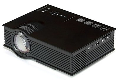 LED Beamer - 1080P - Projector Wi-Fi