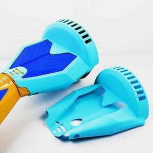 Beschermhoes Hoverboard 8,5 inch - Licht blauw