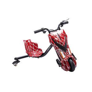 Elektrische Drift Trike Kart 250W 36V Spider Rood